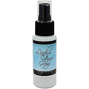 Lindy's Stamp Gang Blue Hawaiian Blue Starburst Spray