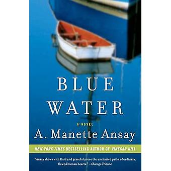 Blue Water by A Manette Ansay - 9780380732883 Book