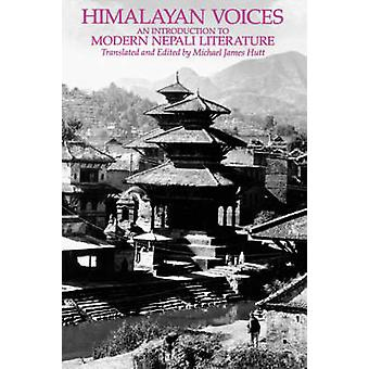 Himalayan Voices - An Introduction to Modern Nepali Literature by Mich