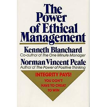 The Power of Ethical Management by Norman Vincent Peale - 97806880706
