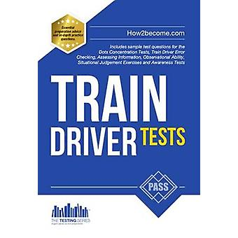 Train Driver Tests - The Ultimate Guide for Passing the New Trainee Tr