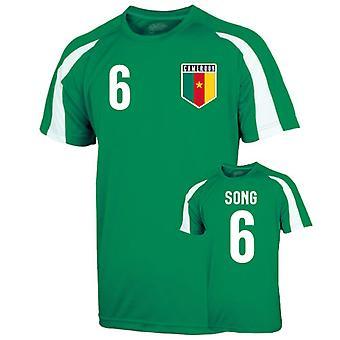 Cameroon Sports Training Jersey (laulu 6)-Kids