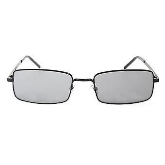 Saint Laurent SL 252 002 56 Rectangular Sunglasses