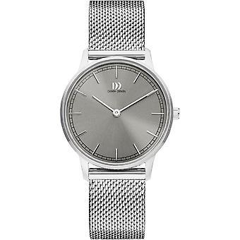 Design dinamarquês Mens Watch IV64Q1249 Vigelsø