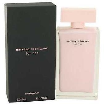 Narciso Rodríguez Por Narciso Rodriguez Eau De Parfum Spray 3.3 Oz (mujeres) V728-459344