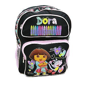 Rucksack - Dora der Entdecker - (Große Schultasche) Neue Buch Mädchen 40999bk
