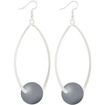 Nouv-Elle Sphere Drop Earrings