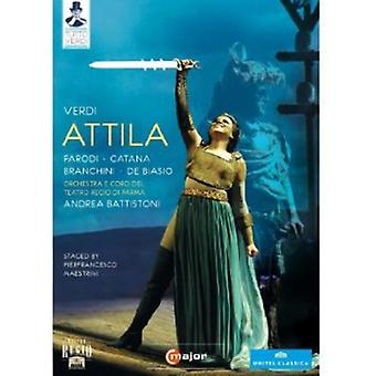 G. Verdi - Attila [DVD] USA import