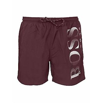 Boss Bourgogne Octopus Shorts de bain