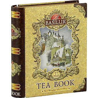 الشاي كتاب الحجم الثاني الذهب الشاي الأسود 100g