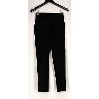 Opções de emagrecimento por Kate Mallory leggings de alta densidade malha cinza A427539