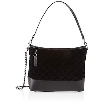 Piece Bags 8823 Black Women's shoulder bag 31x25x11 cm (W x H x L)