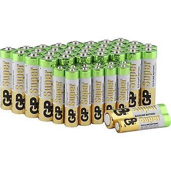 GP Batteries Battery set AAA, AA 44 pc(s)
