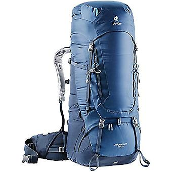 Deuter Aircontact 65-10 - Unisex Adult Backpack - Blue (Midnight-Navy) - 84 centimeters