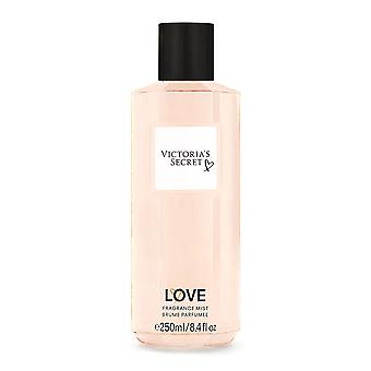 Victoria's Secret Love Fragrance Mist 8.4 oz / 250 ml (2 Pack)