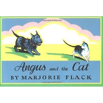 Angus and the Cat (Sunburst Book) Book