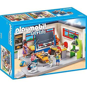 Playmobil 9455 City History Class with Functional Blackboard