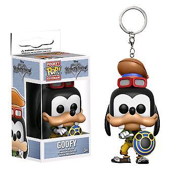 Kingdom Hearts Goofy Pocket Pop! Keychain
