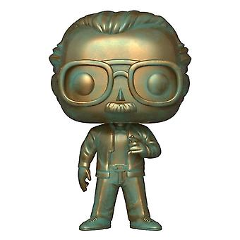Stan Lee Patina Pop! Vinyl