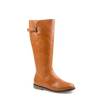 Chums Ladies Thermal Lined Leather Zip Boot