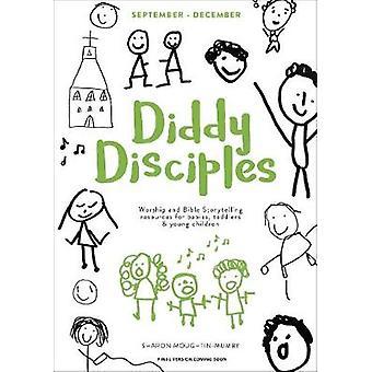 Diddy opetuslapset 1 - syyskuu-joulukuu - palvonta ja tarinankerronta uudelleen
