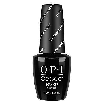 OPI GelColor Gel Color - Soak Off Gel Polish - My Gondola Or Yours 15ml (GC V36)