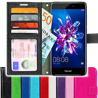TOP SLIM Huawei Honor 8 Little wallet Case 4PCS card