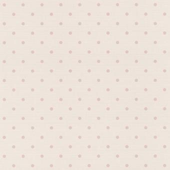 Lazy Domingo Polka Dot Print Wallpaper Rosa Rasch 401202