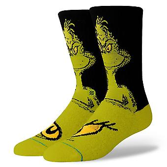 Stance Foundation Mens Socks ~ The Grinch
