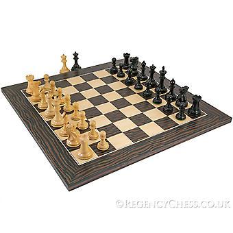 ハイグローブ タイガー ストライプ チェス セット
