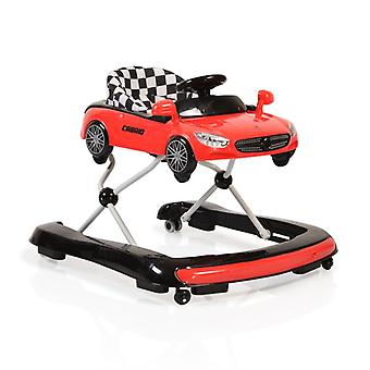 Walker assistance Convertible 2 in1 car design height-adjustable dashboard with light