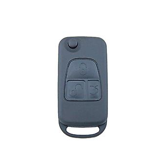 Custom To Suit Mercedes-Benz 3 Button Remote/Key