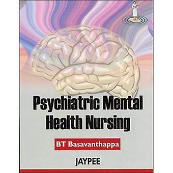 Psychiatrische geestelijke gezondheidszorg verpleegkunde