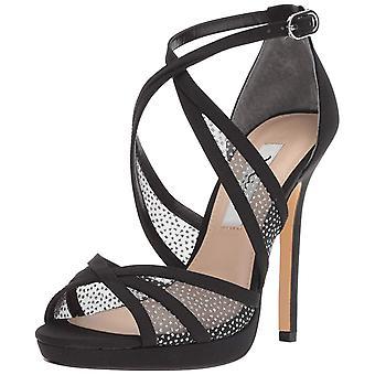 NINA Womens Fenna kallistuneen sandaalit