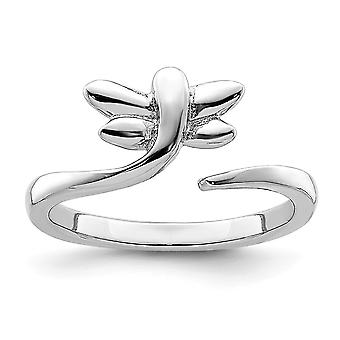 925 Sterling Silver Dragonfly Toe Ring Jewelry Gifts for Women