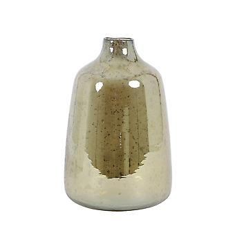ضوء والمعيشة زهرية 20x30cm Deoni الزجاج الحجر الانتهاء من العنبر