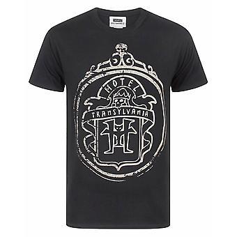 Hotel Transylvania Logo Glow In The Dark Men's T-Shirt