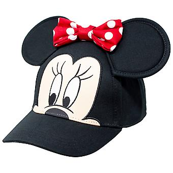 Disney Minnie Mouse Face and Ears Youth Sized Hat