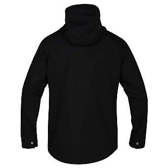 Hurley Men's Mac A Cotton Jacket, Black, S