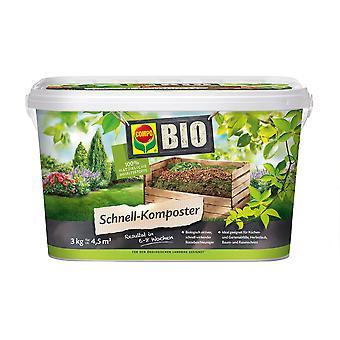 COMPO BIO Quick Composter, 3 kg