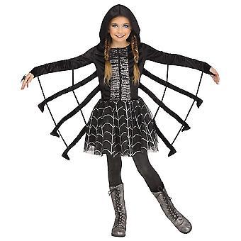 Funkelnde Spinne Kind Kostüm
