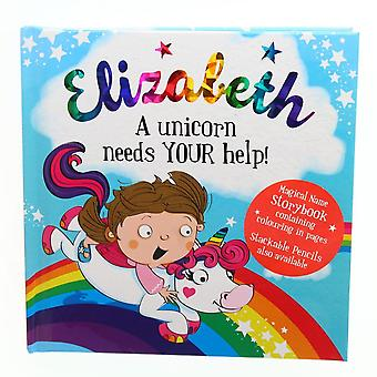 Geschichte & Heraldik magischen Namen Storybook - Elizabeth