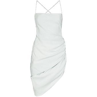 Jacquemus 201dr3120112310 Women's Blue Acetate Dress