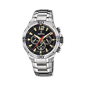 Relógios Festina Watch F20522-5 - Relógio CHRONOBIKE Masculino
