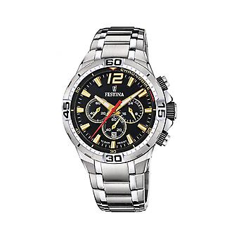 Festina Watch Horloges F20522-5 - Heren CHRONOBIKE Horloge