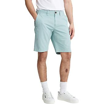 Superdry International Chino Shorts Mint 45