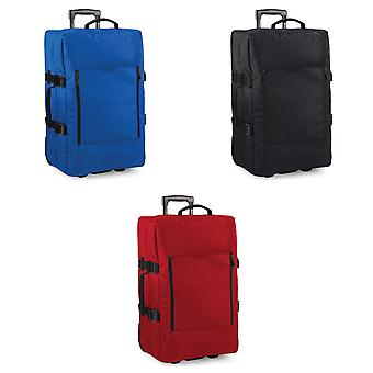 Bagbase Escape Dual-Layer Medium Cabin Wheelie Travel Bag/Suitcase (75 Litres)