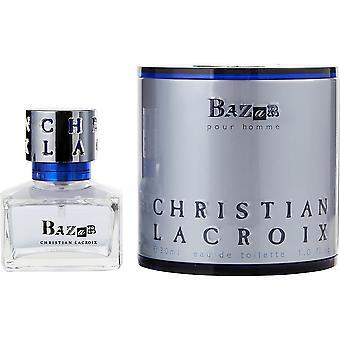 Christian Lacroix Bazar Pour Homme Eau de Toilette Spray 30ml