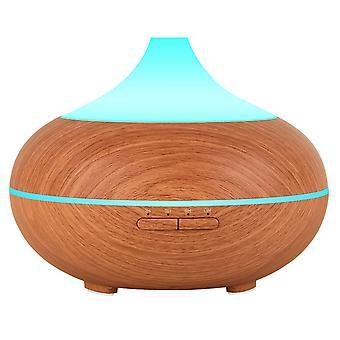 Ultraljud luftfuktare med aromalampa 500 ml ljusbrun