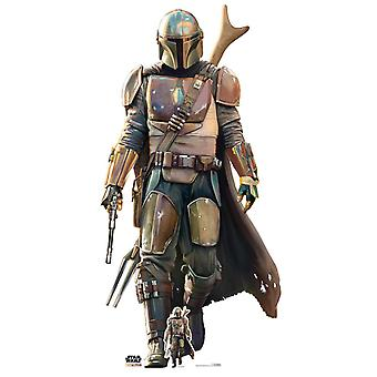 The Mandalorian Official Star Wars Lifesize Cardboard Cutout / Standee